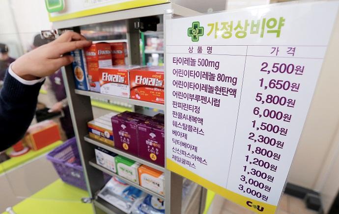 편의점 의약품 판매 '약사회 vs 편의점' 첨예한 대립 < 인사이드 < 유통 < 뉴스 < 기사본문 - 미래경제