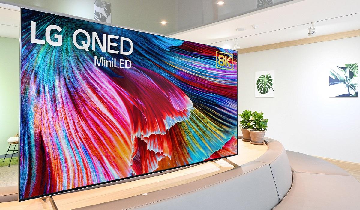 LG QNED Mini LED Smart TV